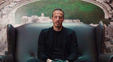 Ο αρχηγός της ΑΕΛ και δημοτικός σύμβουλος Λάρισας Βαγγέλης Μόρας, έχει κάτι να μας πει (βίντεο)