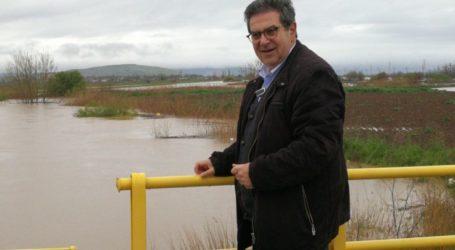 Σε εγρήγορση οι υπηρεσίες του δήμου Φαρσάλων για τα πλημμυρικά φαινόμενα
