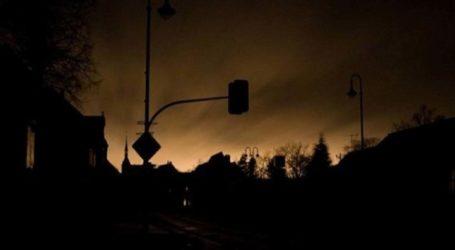 Βυθίστηκε στο σκοτάδι η μισή επαρχία των Φαρσάλων