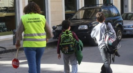Λύση για τους σχολικούς τροχονόμους ζητάει ο Δήμαρχος Ελασσόνας