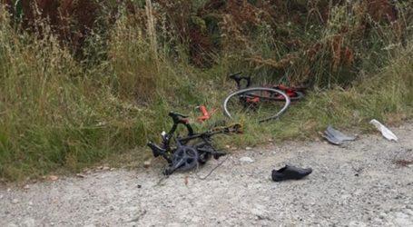Λάρισα: Τροχαίο με μηχανάκι και ποδήλατο – Τραυματίστηκε ένας άντρας