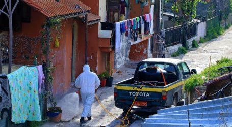 Δήμος Λαρισαίων: Καθημερινά με 9 οχήματα για πλύσεις χώρων και  απολυμάνσεις (φωτό)