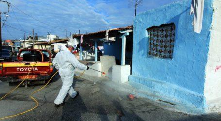 Ο δήμος Λαρισαίων για τα μέτρα περιορισμού στον οικισμό των Ρομά