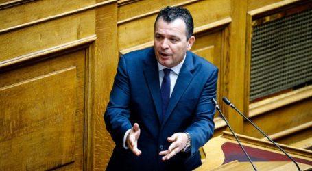 Αναφορέςγια ζητήματα επαγγελματικών κλάδωνκατέθεσε ο Βουλευτής Μαγνησίας Χ.Μπουκώρος