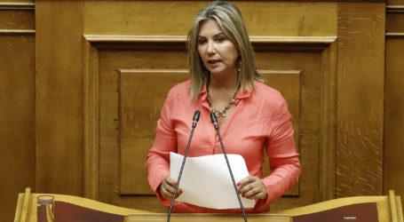 Η Ζέττα Μακρή δικαιώνεται για τις δυναμικές παρεμβάσεις και ενέργειές της μετά τις εξαγγελίες του Υπουργείου Υγείας για πρόσληψη προσωπικού διαφόρων ειδικοτήτων ΙΔΟΧ