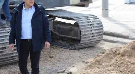 Βελτιώνει το δρόμο που συνδέει τους οικισμούς Άγιοι Ανάργυροι – Άγιος Γεώργιος στο Δήμο Κιλελέρ η Περιφέρεια Θεσσαλίας