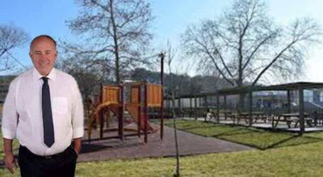 Επτά νέες πιστοποιημένες παιδικές χαρές στον Δήμο Ρήγα Φεραίου