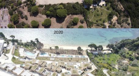 Ομοφωνία στη Σκιάθο για την προστασία της φύσης και της δημοτικής περιουσίας – Δείτε εικόνες