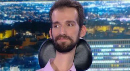 Ο Στέλιος Κυμπουρόπουλος τη Δευτέρα στον Δημήτρη Μαρέδη