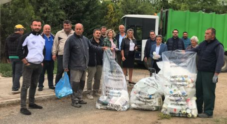 Ξεκίνησε το πρόγραμμα συλλογής κενών φιαλών φυτοφαρμάκων στο Δήμο Κιλελέρ