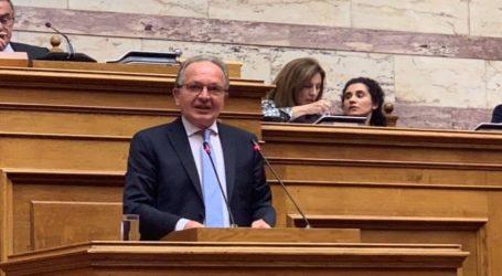Παραχώρηση κτιριακών συγκροτημάτων για την αντιπυρική περίοδο στη Σκόπελο ζητά με επιστολή του στον Υπ. Άμυνας ο Αθ.Λιούπης