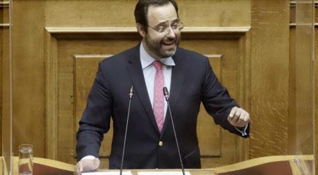 Κ. Μαραβέγιας: «Η Κυβέρνηση αναγνωρίζει έμπρακτα την τεράστια προσφορά του ΕΣΥ»