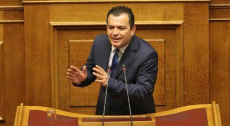 Υγειονομική θωράκισητων Βορείων Σποράδων ζητά ο βουλευτής ΜαγνησίαςΧρήστος Μπουκώρος