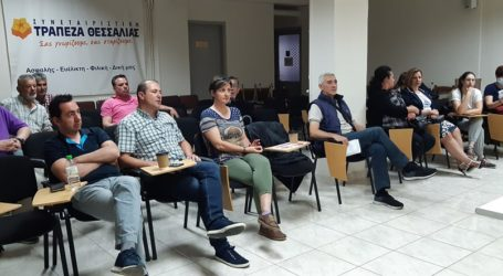 ΟΕΒΕΜ: Συσκέψεις με αγγειοπλάστες και ιδιοκτήτες ενοικιαζόμενων δωματίων