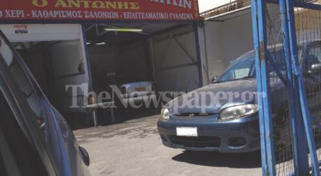 Στις «ουρές» των πλυντηρίων αυτοκινήτων οι Βολιώτες οδηγοί – Δείτε εικόνες