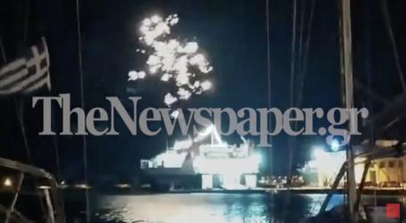 Βόλος: Σύλληψη για τα πυροτεχνήματα μετά το δημοσίευμα του TheNewspaper.gr [βίντεο]