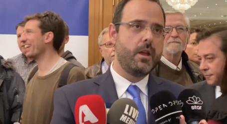Ο βουλευτής Κων. Μαραβέγιας ζητεί να δοθεί λύσηστο πρόβλημα της ακτοπλοϊκής σύνδεσης Βόλου-Σποράδων