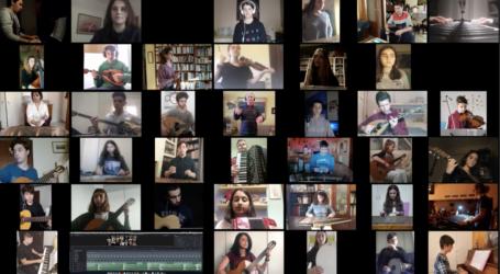 Οι μαθητές του Μουσικού Σχολείου Βόλου μένουν σπίτι και δημιουργούν [βίντεο]