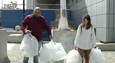 Βόλος: 200 προστατευτικές μάσκες προσώπου προσέφερε στο Νοσοκομείο το Πανεπιστήμιο Θεσσαλίας