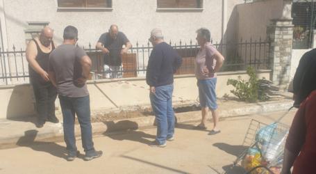 Βόλος: Στο Καραγάτς ο πρόεδρος της ΔΕΥΑΜΒ για αυτοψία σε αποκατάσταση βλάβης