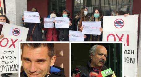 «Πυρά» Λημνιού σε Βαξεβανόπουλο: Είχες ηγετικές φιλοδοξίες – Θέλεις να βαθύνεις τον διχασμό