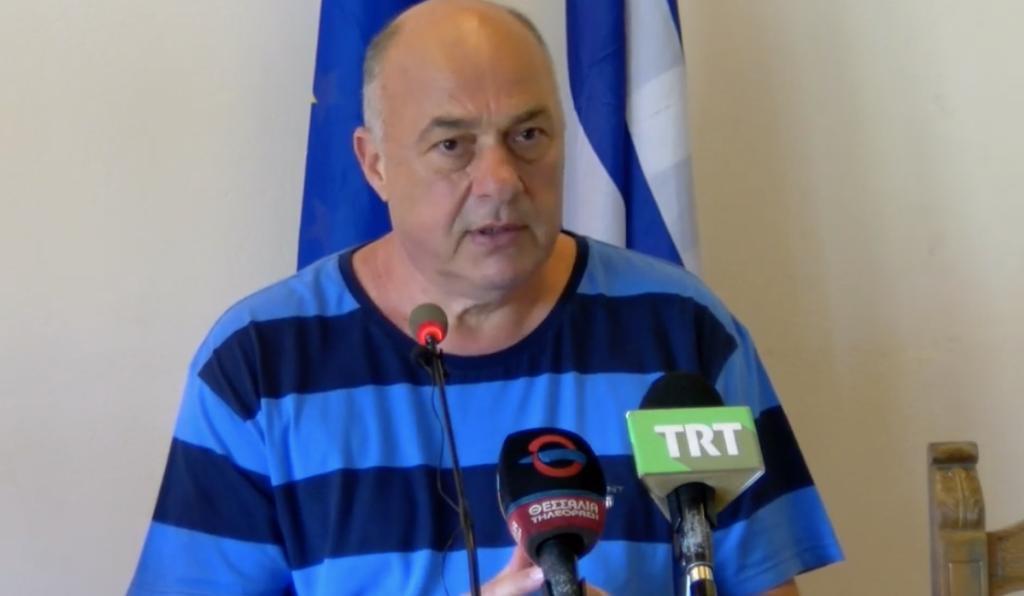 Αχιλλέας Μπέος: Θα γράψω ιστορία στον Βόλο - Η πόλη θα πάρει όσα της  στέρησαν [βίντεο] - TheNewspaper.gr