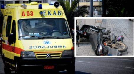 Βόλος: Μεθυσμένος κατέληξε στο Νοσοκομείο μετά από ατύχημα με μηχανάκι