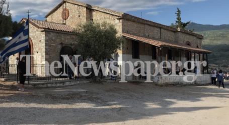 Βόλος: Πλήθος πιστών στην Παναγιά Γορίτσα – Αφίχθη η ιερά εικόνα [Φωτορεπορτάζ]