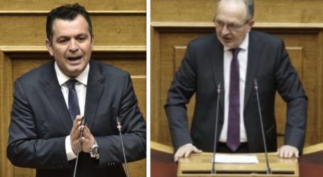 Μέτρα για την ενίσχυση των πληγέντων παραγωγών της Ζαγοράς ζητούν με κοινή ερώτηση οι βουλευτές Μπουκώρος και Λιούπης