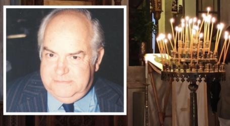 Πέθανε παλιός βιοτέχνης του Βόλου – Αύριο το τελευταίο αντίο