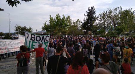 Περιβαλλοντική Πρωτοβουλία Μαγνησίας: Οι Βολιώτες είπαν όχι στο εργοστάσιο παραγωγήςSRF