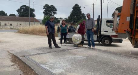 Γεωπονικός Σύλλογος Λάρισας: Συνεχίστηκε η συλλογή κενών συσκευασιών φυτοπροστατευτικών προϊόντων