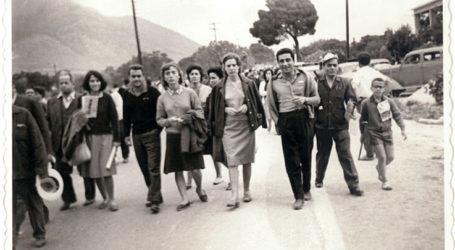 Η Άννα Βαγενά για τα 57 χρόνια από τη δολοφονία του Γρηγόρη Λαμπράκη