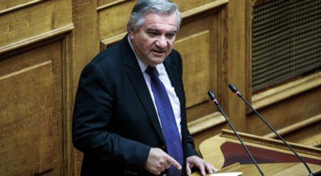 Ο Χάρης Καστανίδης στην εκπομπή του Δημήτρη Μαρέδη