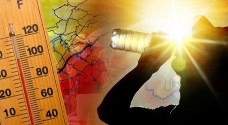 Καιρός: Συνεχίζεται ο μίνι καύσωνας στον Βόλο – Η σημερινή πρόγνωση