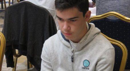 Μεγάλη πρόκριση του Βολιώτη Εμ. Ραφτόπουλου στο Πανευρωπαϊκό Σκακιστικό Online Πρωτάθλημα