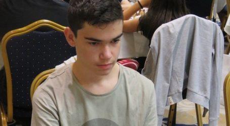 Νεαρός Βολιώτης κερδίζει Παγκόσμιο Πρωταθλητή στο Σκάκι