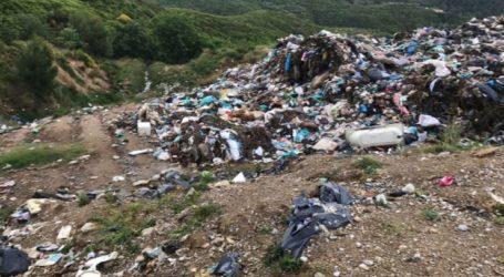 Εικόνες ντροπής στον ΧΥΤΑ της Σκιάθου καταγγέλει ο πρώην Δήμαρχος Νίκος Πλωμαρίτης [εικόνες]
