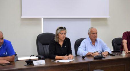 Σύσκεψη ενόψει της έναρξης των μαθημάτων στις σχολικές μονάδεςτου Δήμου Κιλελέρ