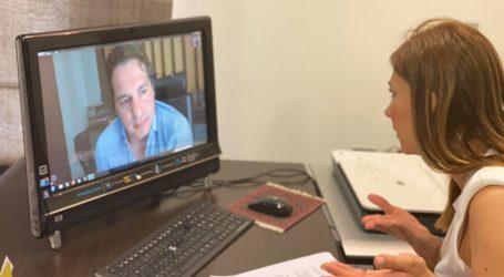 Στέλλα Μπίζιου: Έμπρακτη στήριξη σε όλους τους επαγγελματίες της χώρας