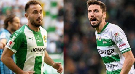 Τάνκοβιτς και Μλαντένοβιτς υπό προϋποθέσεις στην ΑΕΚ – Ποδόσφαιρο – Super League 1 – A.E.K.