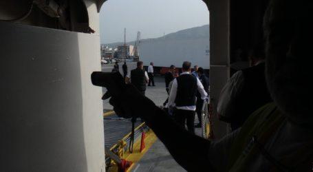 Βόλος: Εθελοντές «φύλακες άγγελοι» των ταξιδιωτών στο λιμάνι