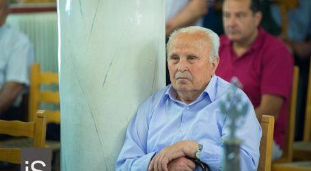Συλλυπητήρια Δήλωση Μπουκώρουγια την απώλεια του Στέφανου Κολυνδρίνη
