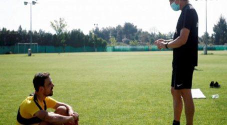 Θεραπεία ο Ματίγια στον Άρη – Ποδόσφαιρο – Super League 1 – Άρης