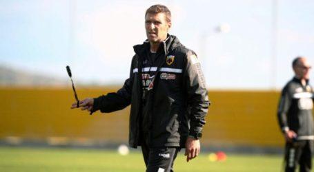 «Θα ήταν όμορφο μια ημέρα να προπονήσω ξανά τη Γιουβέντους» – Ποδόσφαιρο – Super League 1 – A.E.K.