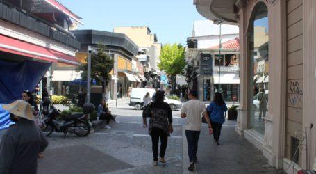 Πιο διαφορετική από ποτέ η εικόνα της αγοράς στη Λάρισα: Μάσκες, πλέξιγκλας, αποστάσεις – Δείτε φωτογραφίες