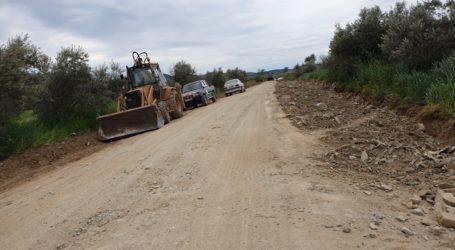 Ξεκίνησαν από την Περιφέρεια Θεσσαλίας οι εργασίες οδικής ασφάλειας στο δρόμο Γόννοι – Ροδιά