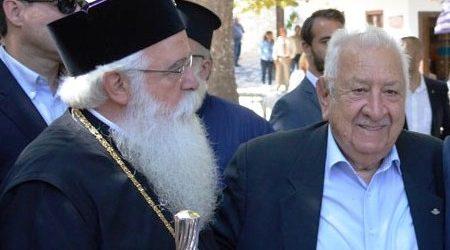 Βόλος: Προσφορά του Χαράλαμπου Τσιμά στο φιλανθρωπικό έργο της Τοπικής Εκκλησίας
