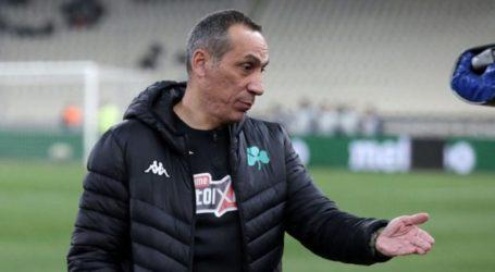 «Τελειώνει η συνεργασία μας μετά τα play-off» – Ποδόσφαιρο – Super League 1 – Παναθηναϊκός