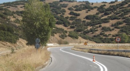 Παρεμβάσεις ύψους 1 εκατ. ευρώ για την ενίσχυση της ασφάλειας σε οδικά τμήματα των Δήμων Αλμυρού και Ρήγα Φεραίου